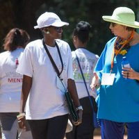 Vital Voices Global mentoring Walk2